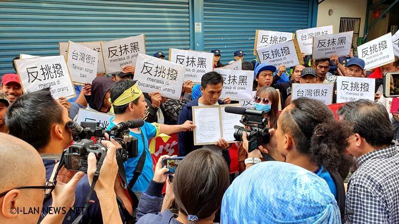 外籍漁工指控工會秘書長李麗華「滿口謊言,動亂漁村」!
