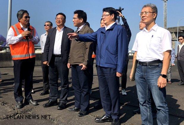 林佳龍:未來宜蘭將打造三鐵共構 完成宜花東的鐵路提速