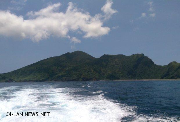 「龜山島,明年見!」