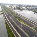 二結聯絡道新闢工程都外段10日起開放雙向單線通車