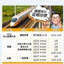陳歐珀催票 大學生乘高鐵「2020民主返鄉列車」最低五折!