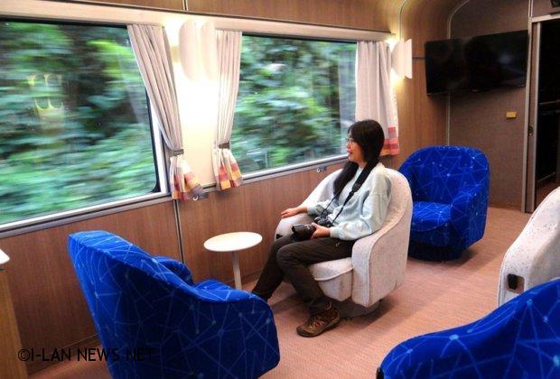 台鐵商務專車 旅遊可以這樣玩!