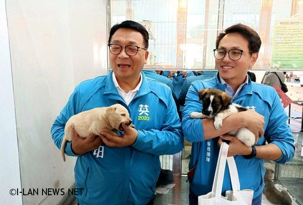 陳歐珀:爭取寵物公園要讓宜蘭變成動物友善的城市