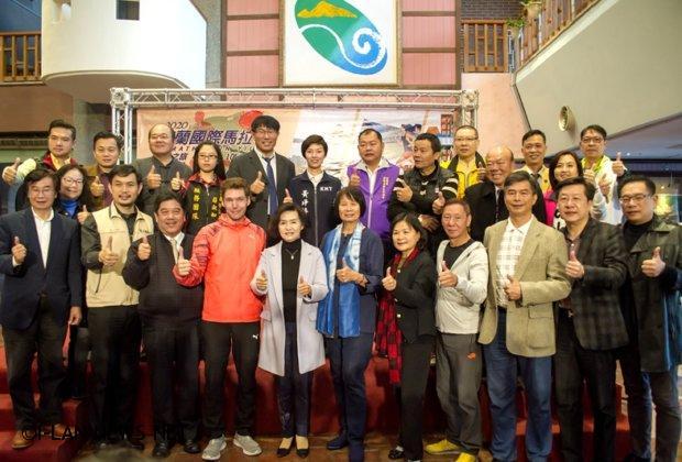 2020 Formosa宜蘭國際馬拉松4月25日起跑
