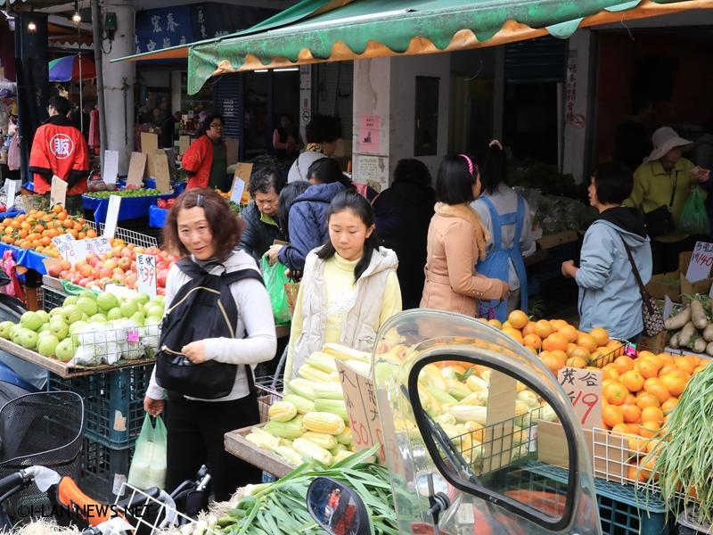 1/22至1/24宜蘭市南、北館傳統市場周邊進行交通管制。