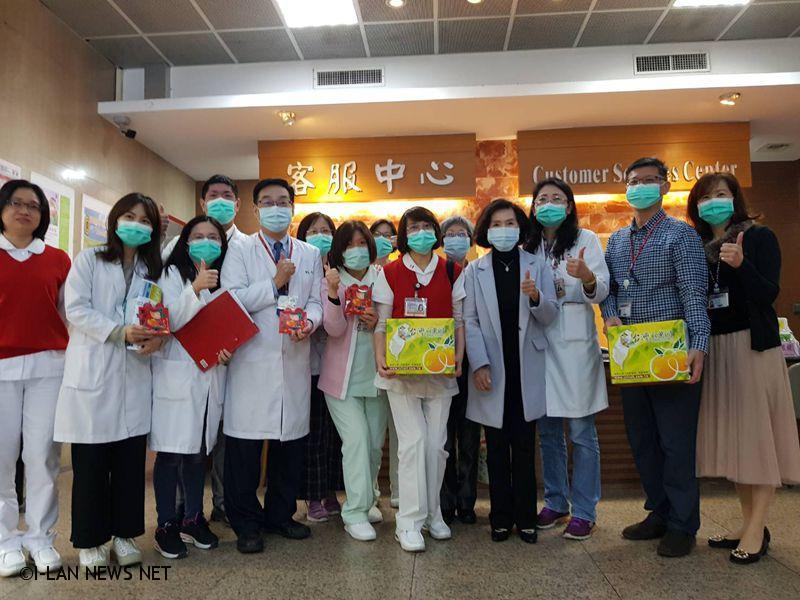 宜蘭縣三大醫院春節開立類流感特別門診!