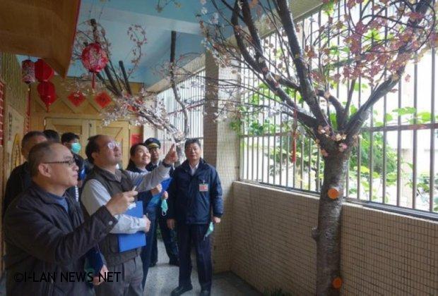 宜蘭監獄受刑人元宵節巧手製作花燈為民祈福
