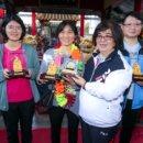 羅東中山公園福德廟博杯蘇澳黃麗娟鼠帶回招財開運金鼠