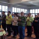 冬山梅園生命紀念館首度舉辦春祭法會