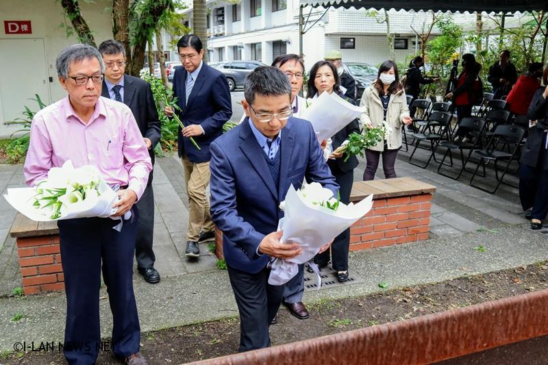 台灣的民主自由絕非憑空而降,是許多台灣前輩犧牲生命與自由換來的。