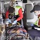 礁溪1工人從二樓半墜落意識昏迷!