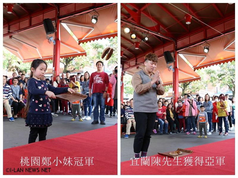 金鼠年傳藝博杯比賽 桃園7歲鄭小妹抱走最大獎