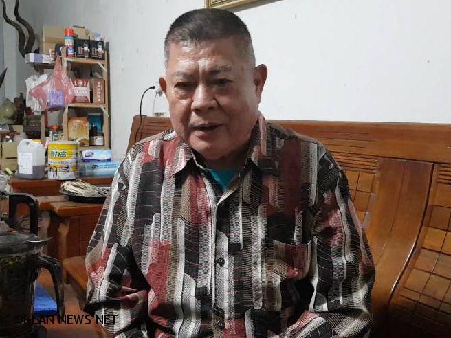 羅東警民衝突分局長陳立祺前往關懷 林翁仍要求惡劣員警道歉!