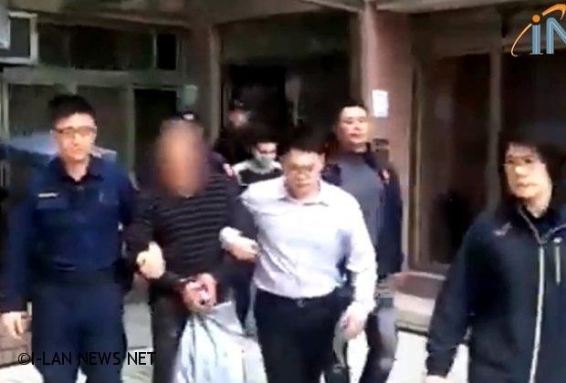 羅東分局逮捕毒品竊盜慣犯 涉嫌偷竊汽車及高級檜木10餘案