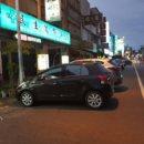羅東鎮中正南路違規停車嚴重檢舉魔人趁機拍照舉發