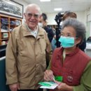 援助義大利防疫物資捐款已破千萬元 呂諾瑟神父「勁多謝」!