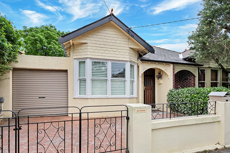 46 Fort Street, Petersham  NSW  2049