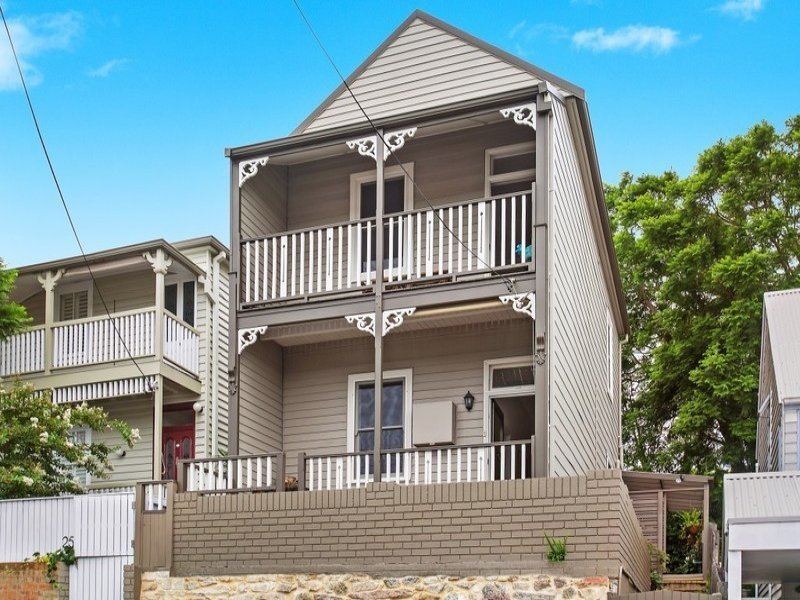 23 Rosser Street, ROZELLE  NSW  2039