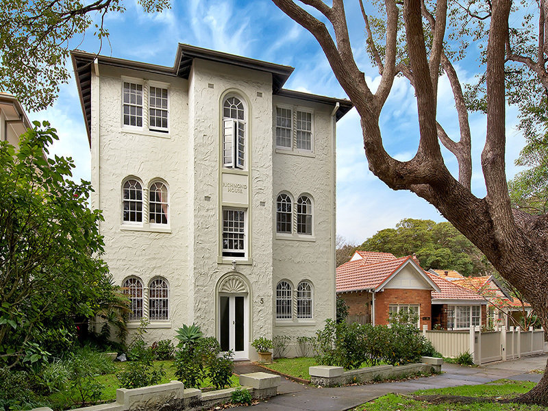 4/5 Richmond Road, ROSE BAY  NSW  2029