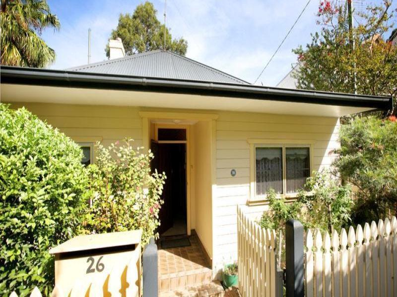 26 Bradford Street, BALMAIN  NSW  2041