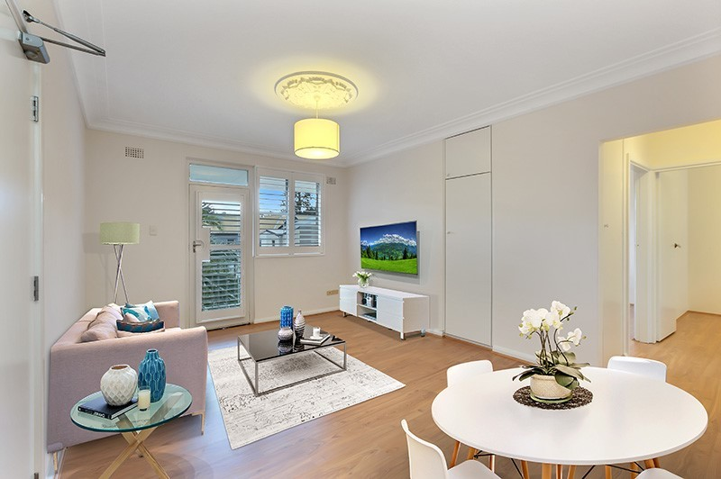 4/13 Macquarie Terrace, Balmain  NSW  2041