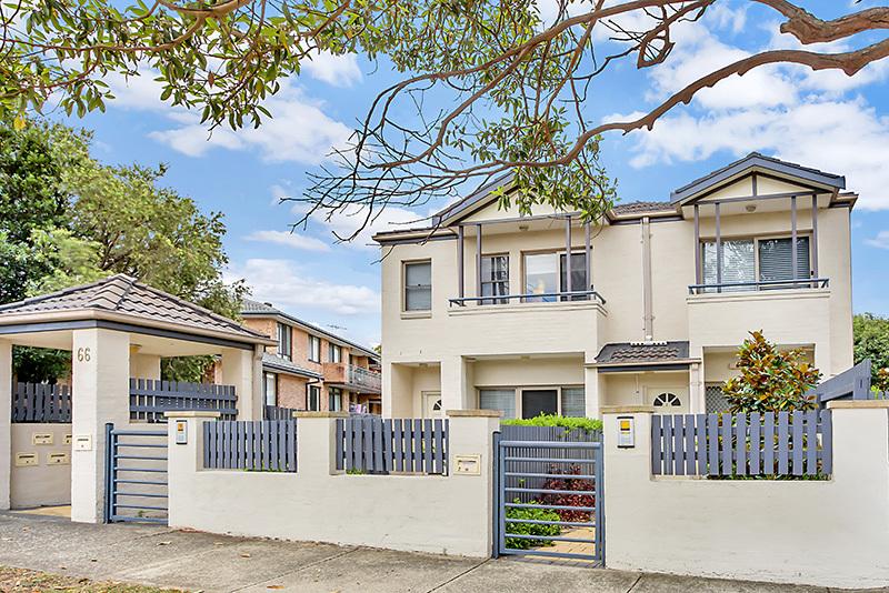 4/66 Hampden Road, Russell Lea  NSW  2046
