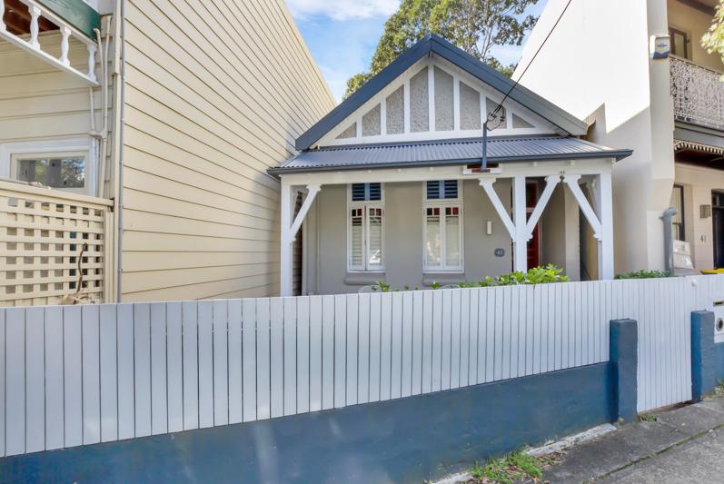 43 Curtis Road, Balmain  NSW  2041