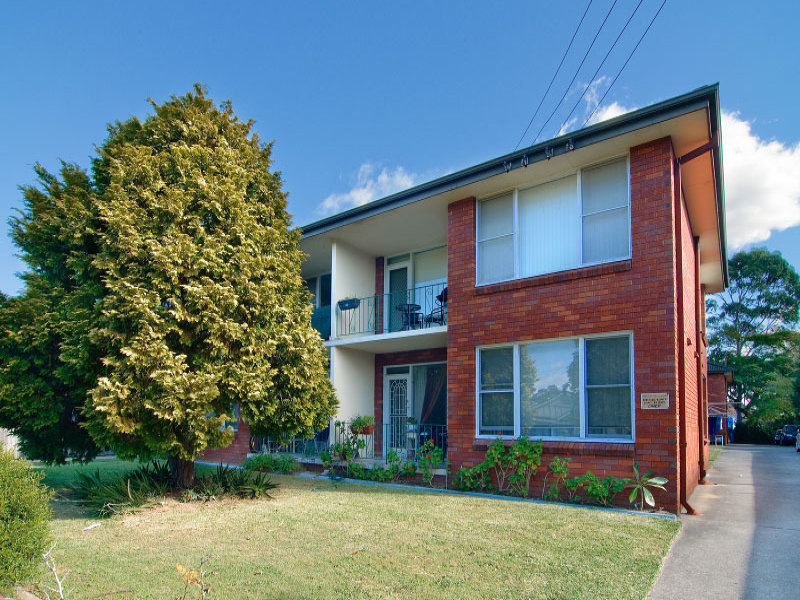 6/7 Campbell Avenue, Lilyfield  NSW  2040
