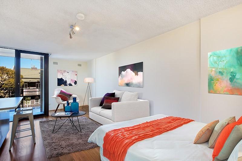 17/3 Hornsey Street, Rozelle  NSW  2039