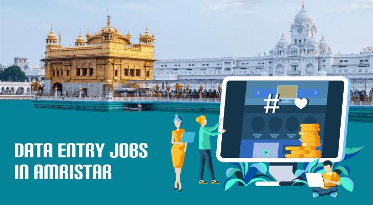 Data Entry Jobs in Amritsar