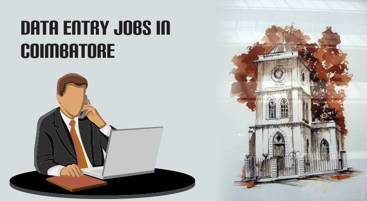 Data Entry Jobs in Coimbatore