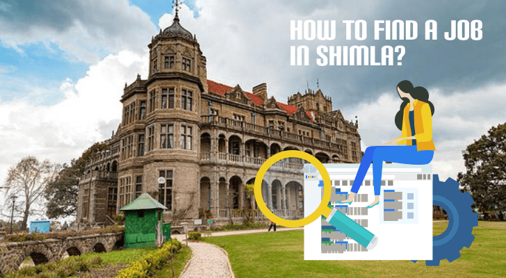 How To Find A Jobs In Shimla