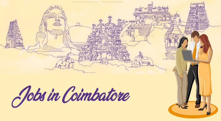 Jobs in Coimbatore