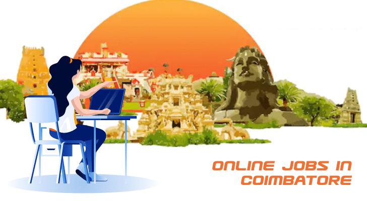 Online Jobs in Coimbatore