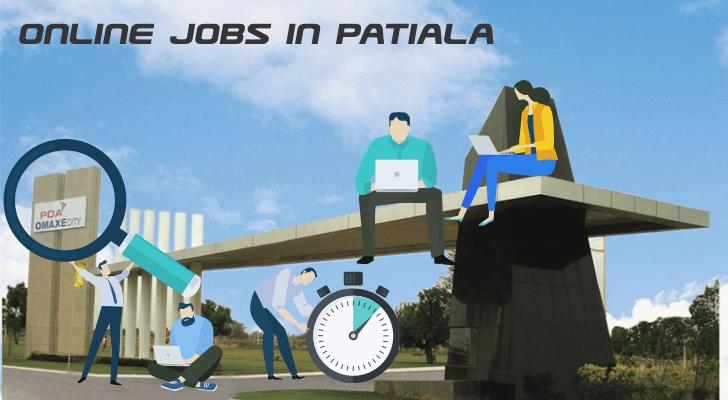 Online Jobs in Patiala