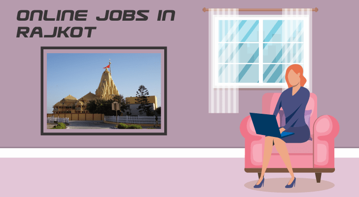 Online Jobs in Rajkot