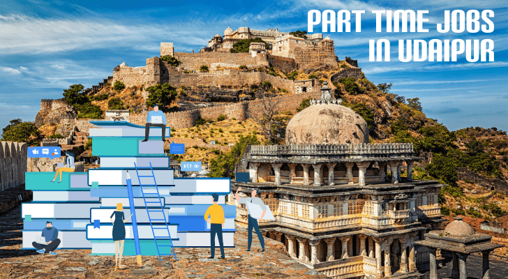 Part-Time Jobs in Udaipur