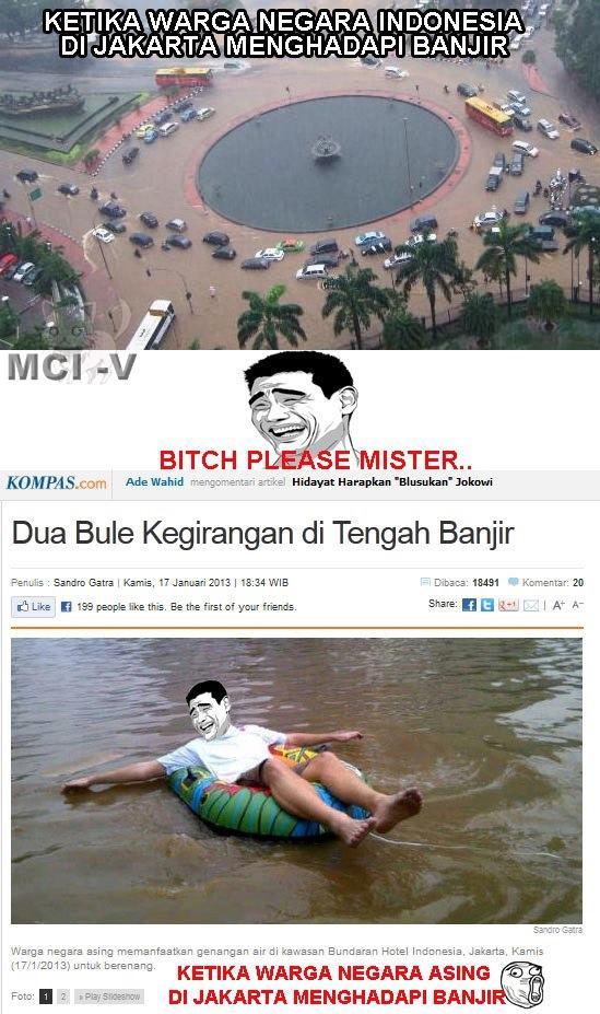 Meme Banjir Meme Banjir