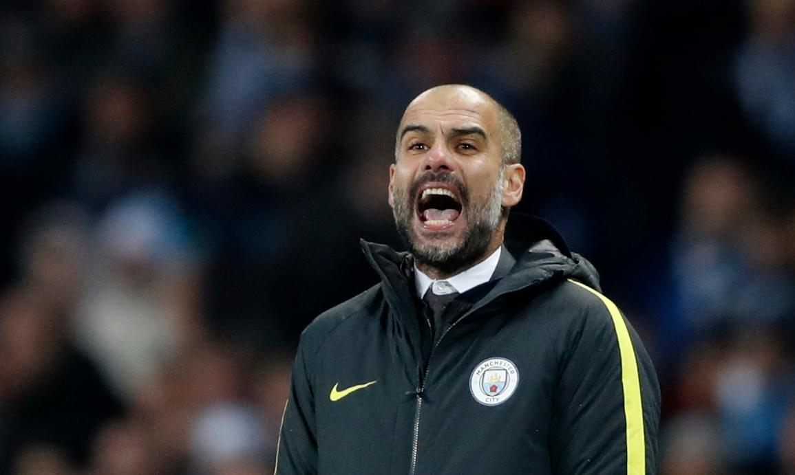 pep guardiola, manchester city, juara premier league