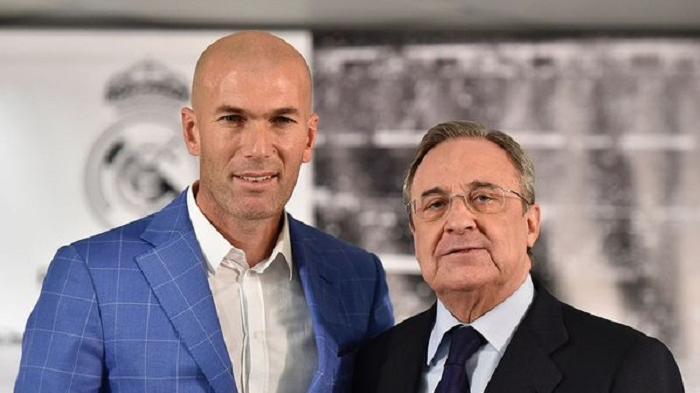 Dikontrak Real Madrid sampai 2022, Nilai Gaji Zidane ...
