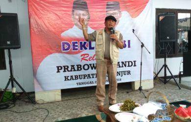 "Eggi Tak Terima Jokowi Menang ""People Power Adalah Cara Allah Agar Prabowo Dilantik"""
