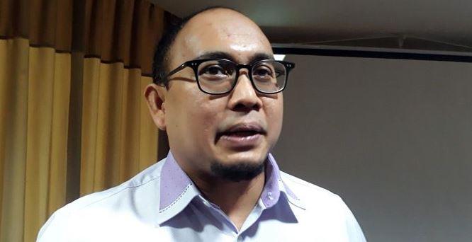 Wakil Sekjen Partai Gerindra Andre Rosiade