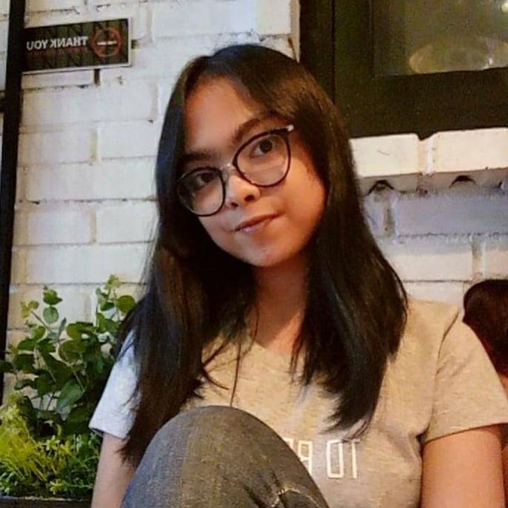 Siswi SMK Bogor, Andriana Yubelia Noven Cahya