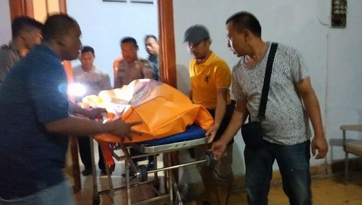 Siti Aisyah dibunuh Roy Robby