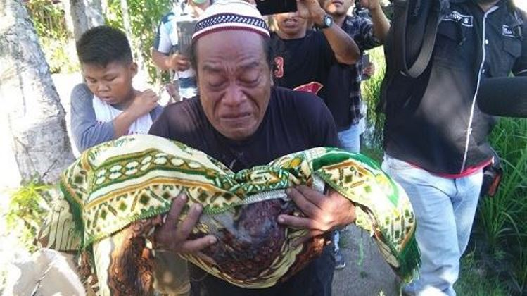 Beda pilihan politik di 2019, 2 makam warga di Gorontalo dibongkar dan diusir