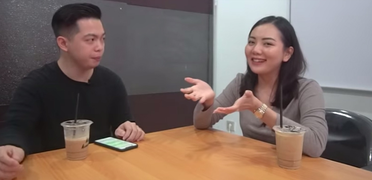 Pao Pao menceritakan pengalamannya ditusuk 17 kali