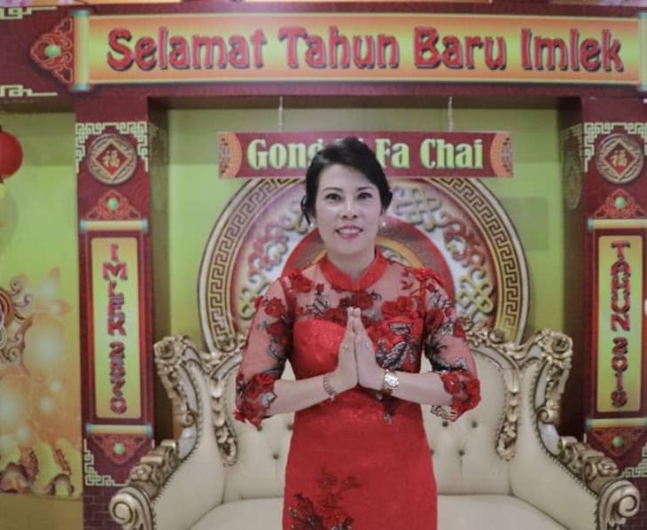 Tjhai Chui Mie, wanita Tionghoa pertama jadi walikota di Indonesia