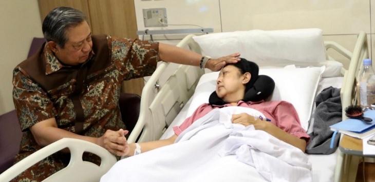 Begini Upaya Dokter di Singapura Sembuhkan Penyakit Ani Yudhoyono ... d0f48ec7e7