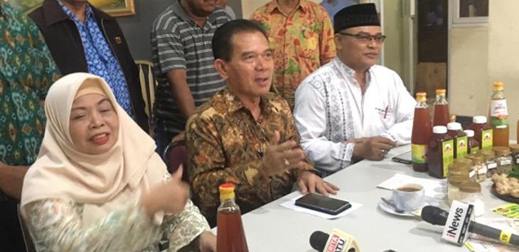 Ketum KTNA Winarno Tohir bicara blak-blakan soal pertanian di era Jokowi