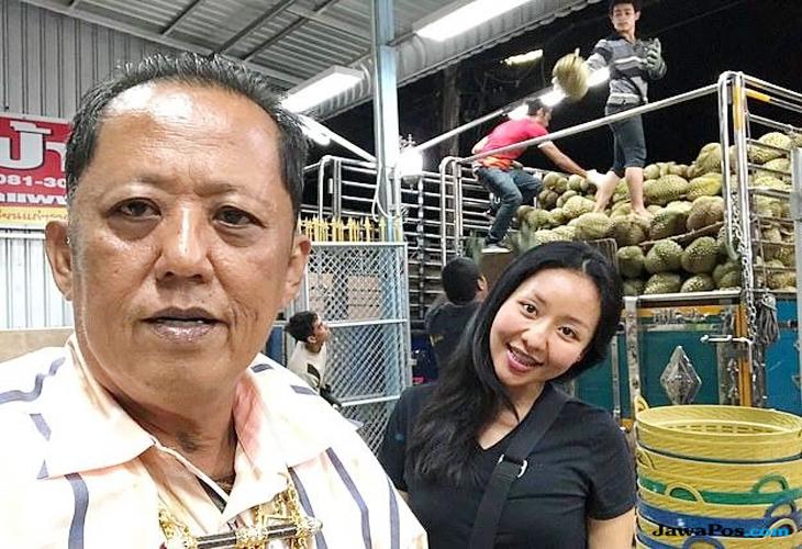 Penjual durian cari jodoh 1